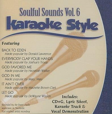 Soulful Sounds, Volume 6: Karaoke Style