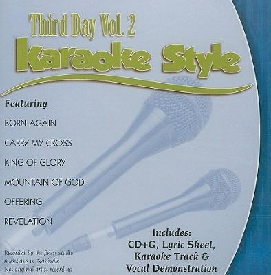 Third Day Karaoke Style, Volume 2