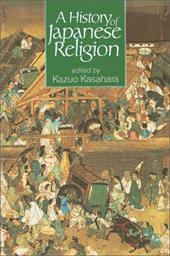 A History of Japanese Religion History of Japanese Religion 8098207