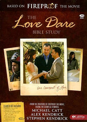 The Love Dare Bible Study Leader Kit [With CDROM and 2 DVDs and 3 Paperback Books]