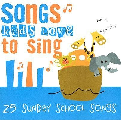 25 Sunday School Songs