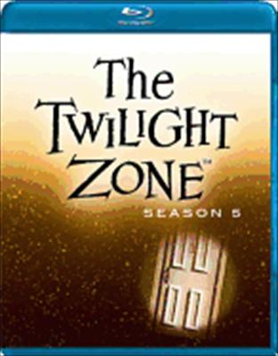 Twilight Zone: Season 5 - The Definitive Edition
