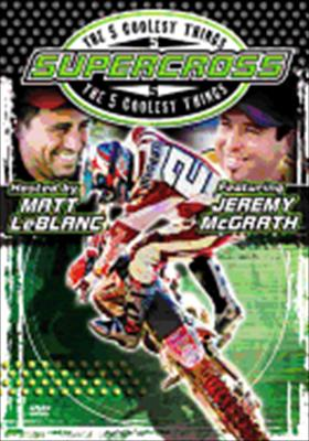 5 Coolest Things: Supercross with Jeremy McGrath