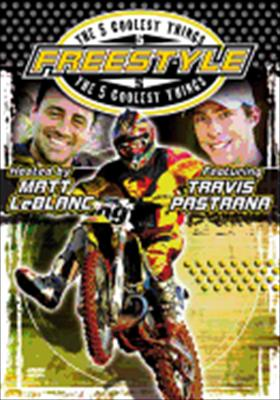 5 Coolest Things: Freestyle with Travis Pastrana