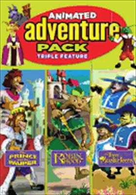 Animated Adventure Collection