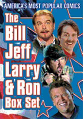 Bill, Jeff, Larry & Ron Box Set