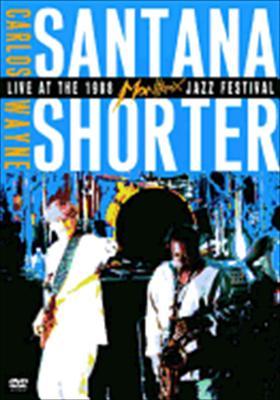 Carlos Santana & Wayne Shorter: Live at the 1988 Montreux Jazz Festival
