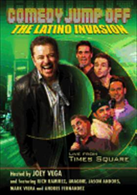 Comedy Jump Off: The Latino Invasion