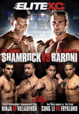 Elitexc: Shamrock vs. Baroni