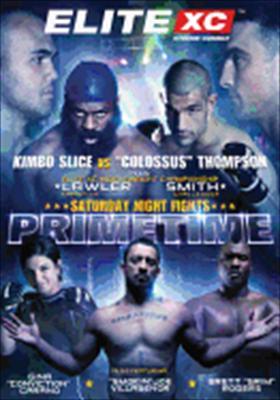 Elitexc: Primetime - Kimbo vs. Colossus