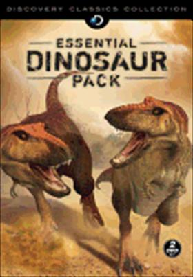 Essential Dinosaur Pack 0014381417821