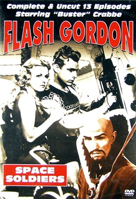 Flash Gordon/Space Soldiers