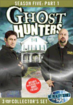 Ghost Hunters: Season 5, Part 1