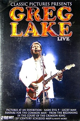 Greg Lake: Live in Concert