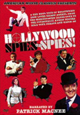 Hollywood Spies on Spies