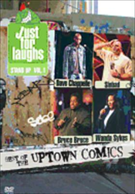 Just for Laughs: Stand Up Vol. 1 - Best of the Uptown Comics