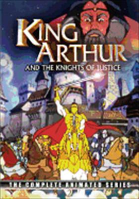 King Arthur & the Knights of Justice: The Complete Series