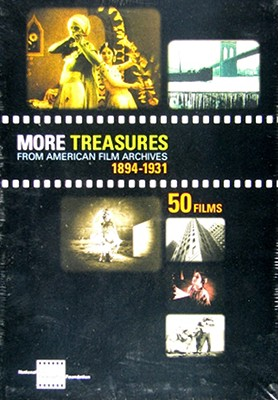 More Treasures from American Film Archives 1894-1931