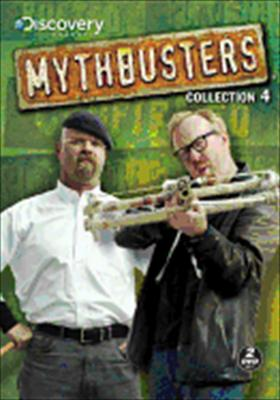 Mythbusters Collection 4