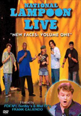 National Lampoon Live: New Faces Volume 1