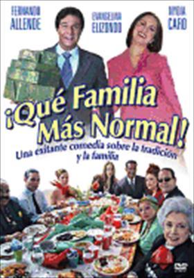 Que Familia Mas Normal Volume 1
