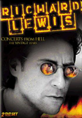 Richard Lewis: Concerts from Hell, the Vintage Years