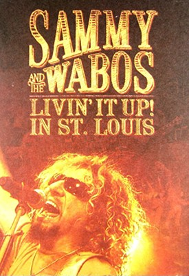 Sammy and the Wabos: Livin' It Up in St Louis