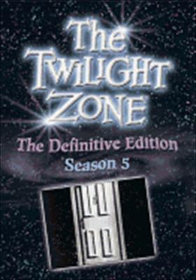 Twilight Zone: Season 5 - The Definitive Edition