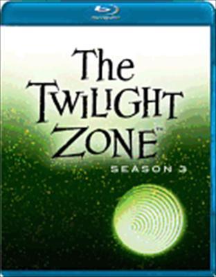 Twilight Zone: Season 3 - The Definitive Edition