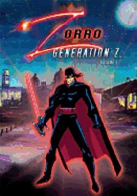 Zorro Generation Z: Volume 1