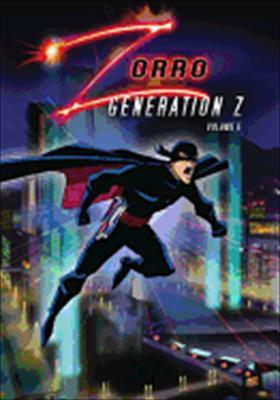 Zorro Generation Z: Volume 5