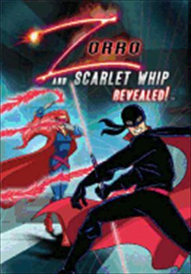 Zorro & Scarlet Whip Revealed