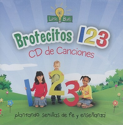 Little Buds: Brotecitos 123