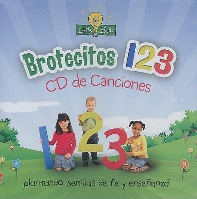 Little Buds: Brotecitos 123