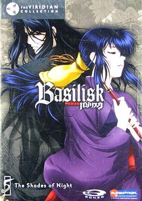 Basilisk Volume 5: Shades of Night