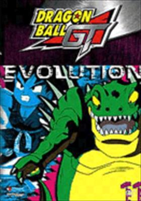 Dragon Ball GT: Baby - Evolution