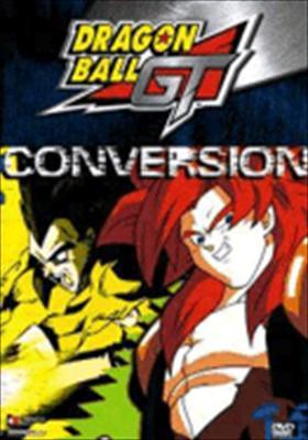 Dragon Ball GT: Baby - Conversion