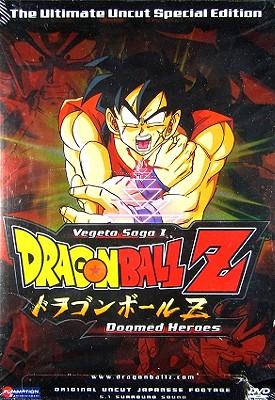 Dragon Ball Z: Doomed Heroes