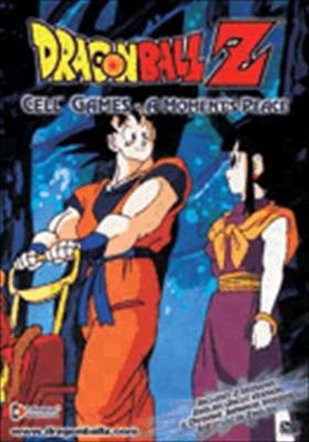 Dragon Ball Z: Cell Games - Moment's Peace