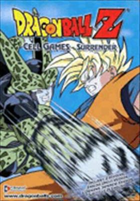 Dragon Ball Z: Cell Games - Surrender
