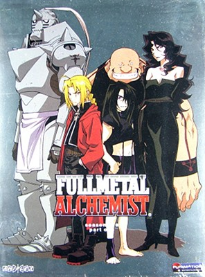 Fullmetal Alchemist: Season 2, Part 1