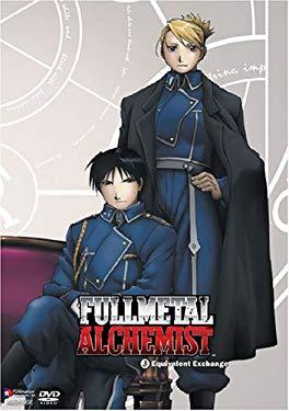 Fullmetal Alchemist V03-Equivalent Exchange