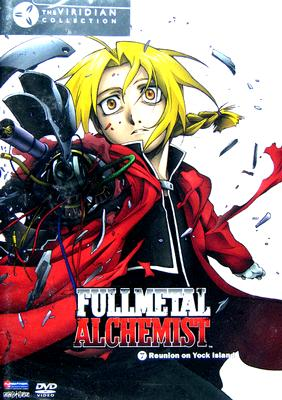 Fullmetal Alchemist Volume 7: Reunion on Yock Island