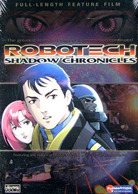 Robotech: Shadow Chronicles the Movie