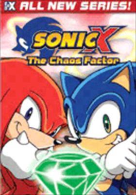 Sonic X Volume 2: Chaos Factor