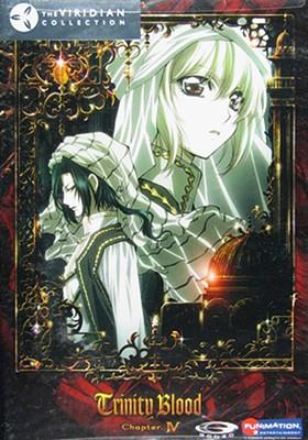 Trinity Blood Volume 4