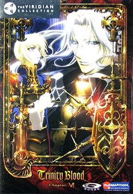 Trinity Blood Volume 6, Chapter VI