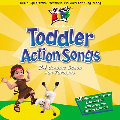 Toddler Action Songs 0084418013722