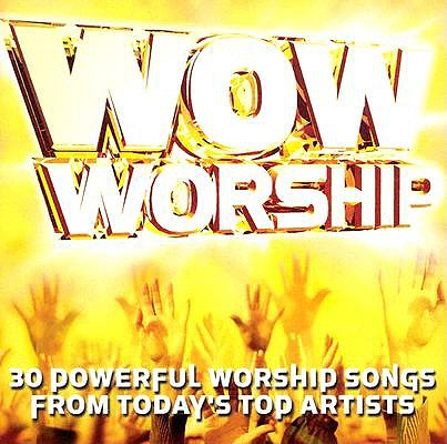 WOW Worship Yellow 0084418019823