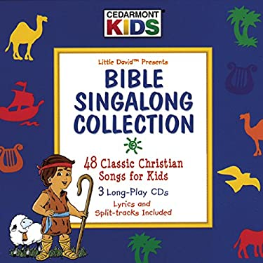 Bible Singalong Collection [With CD] 0084418022625